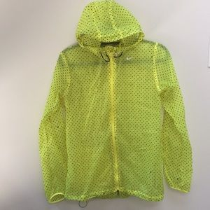 Nike Run Polka Dot Rain Jacket
